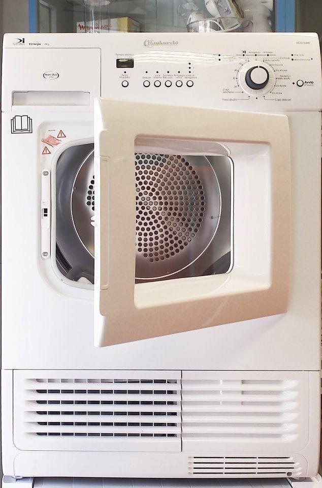 Manutenzione lavatrici