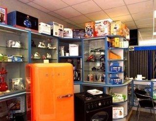 negozio elettrodomestici