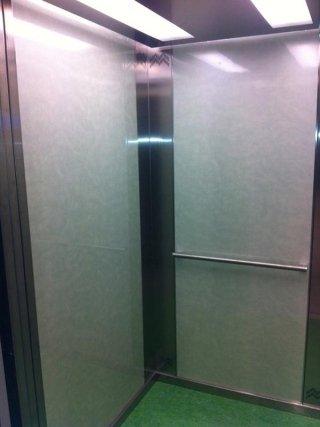 ristrutturazione interni ascensori