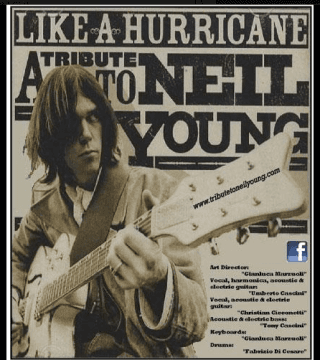Concerto tribute to Neil Young
