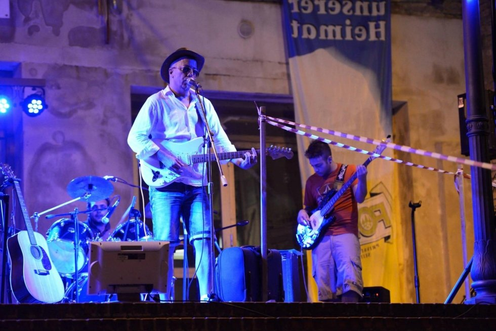 Tribute Neil Young Pescara