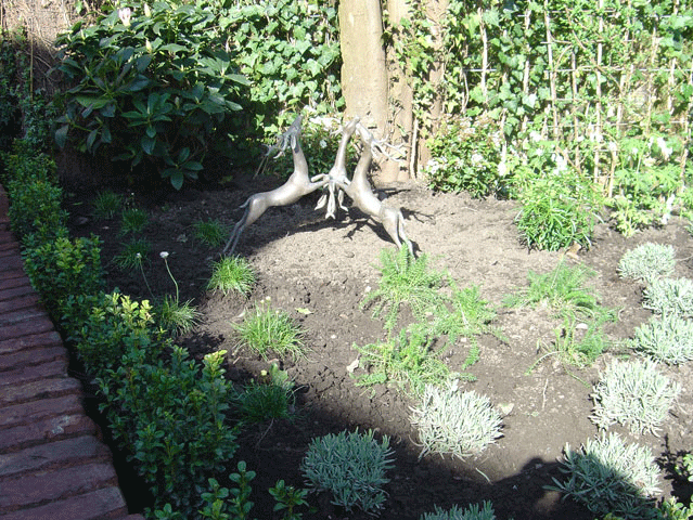 Garden redesign - Littleborough, Sowerby Bridge, Todmorden - Avonleigh Homes & Gardens - garden ornaments