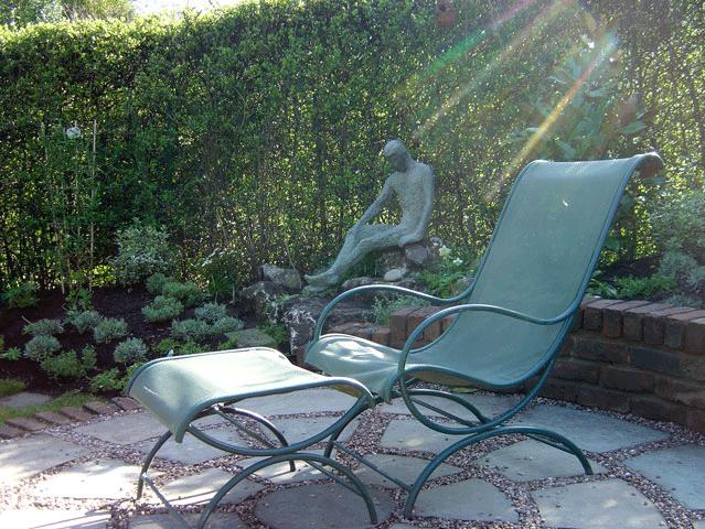 Dry stonework - Royton, Ashton-under-Lyne, Marsden - Avonleigh Homes & Gardens - garden shade