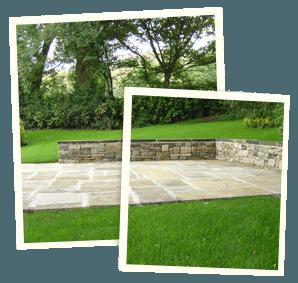 Garden ideas - Rochdale, Shaw, Huddersfield - Avonleigh Homes & Gardens - grass