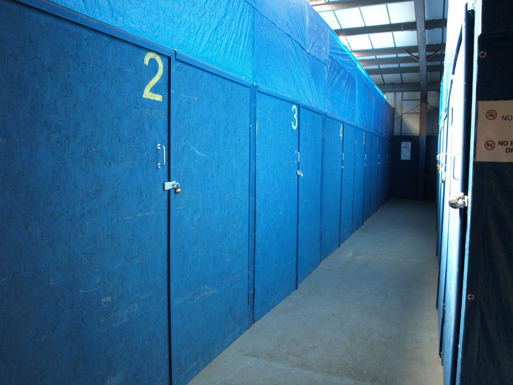 conventional storage in north wales