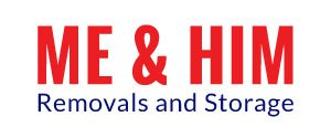 Me & Him Removals and Storage Company Logo