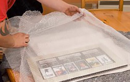 Complete packing services