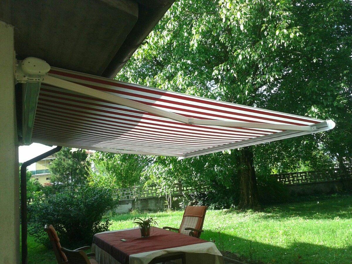 tende parasole elettroniche