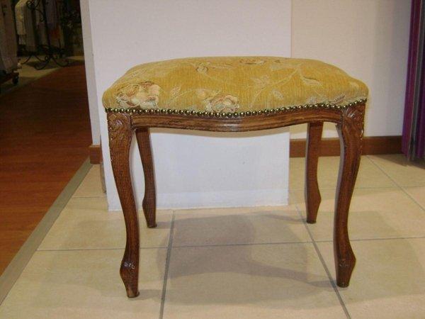 sedia stile antico