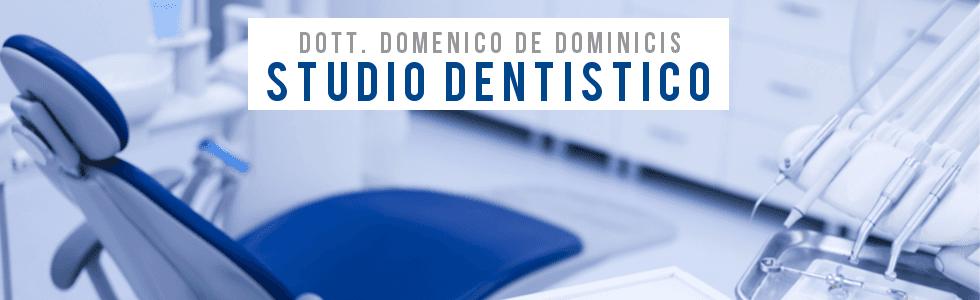 dentista, De Dominicis, odontoiatria