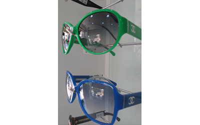 occhiali da sole Chanel