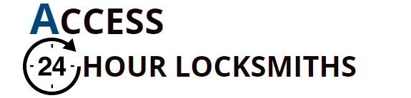 ACCESS LOCKSMITHS logo