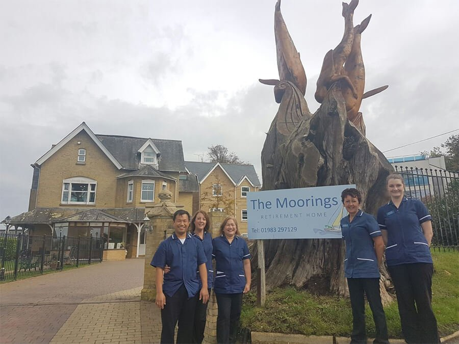 The Moorings Retirement Home physical therapy