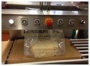 confezionamento sottovuoto formaggi