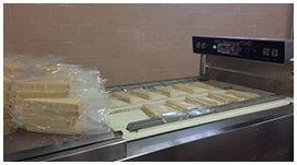 confezionamento atm formaggi