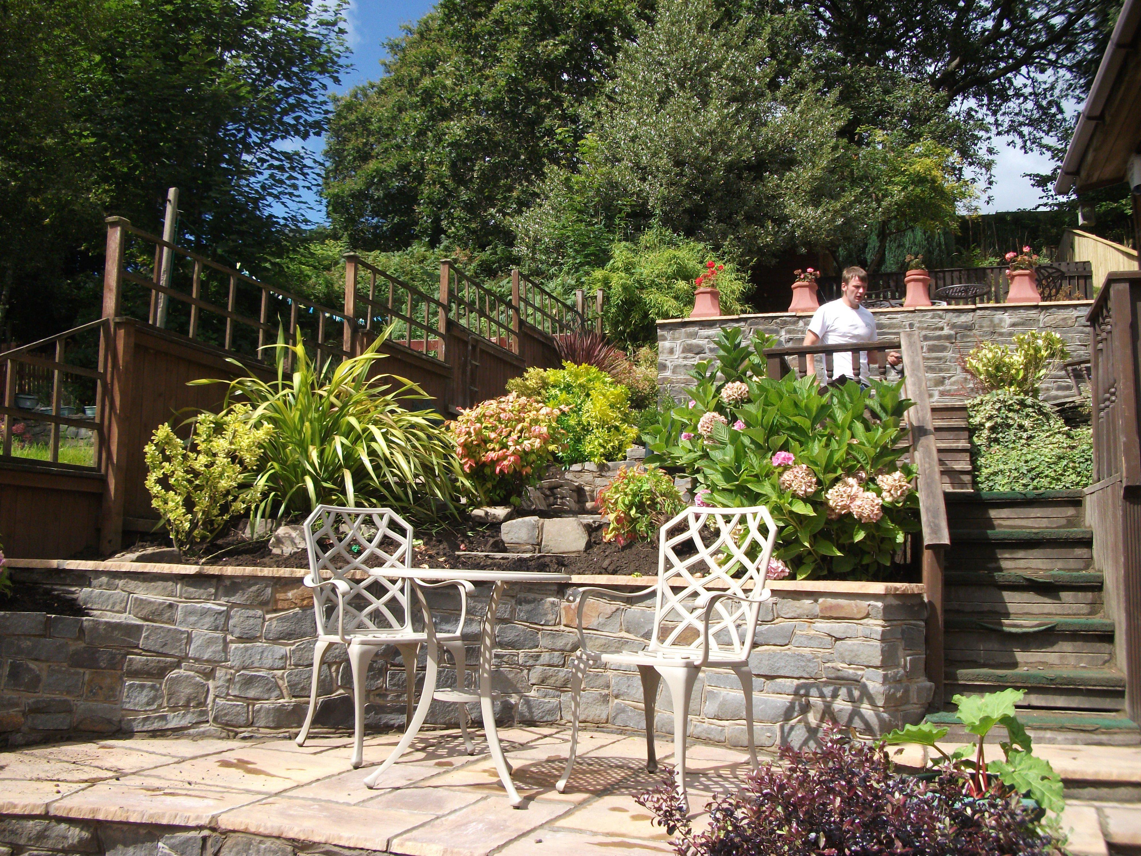 Landscape Garden Design Swansea : Gardening projects from jrt landscapes in swansea