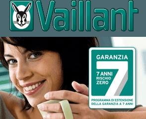 Garanzia Vaillant