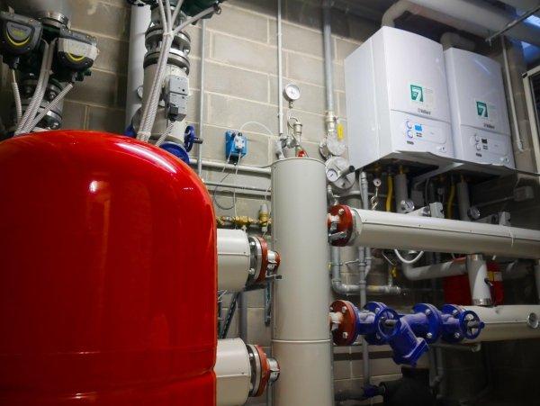Centrale termica in recupero edilizio Rho