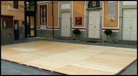 Palchetto in legno