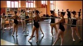 Specchi per scuole danza