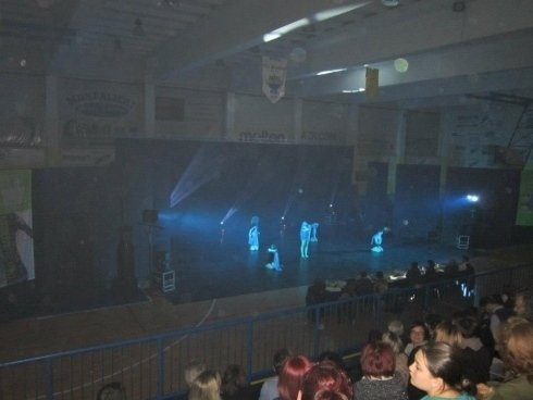 Allestimento palcoscenici