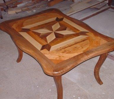 tavolo in legno, falegnameria, mobili in legno