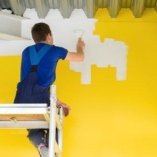 pittura settore edile