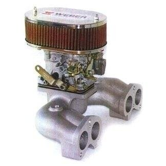 TWIN CHOKE PERFORMANCE CARB