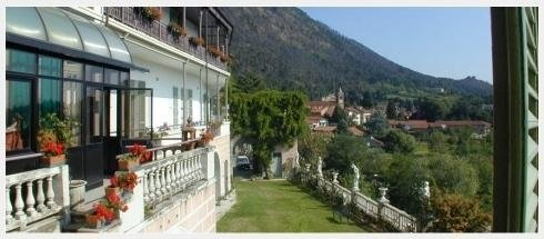 Vista sul borgo