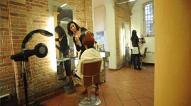 parrucchiera per uomo e donna