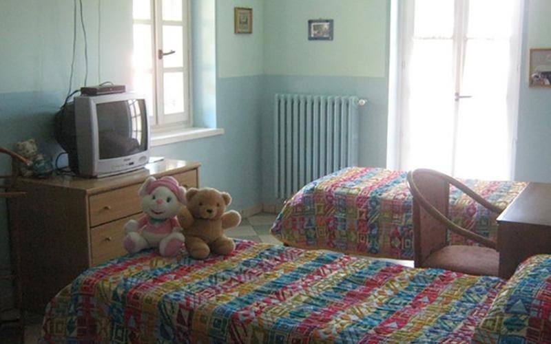 Il Lauro camere da letto
