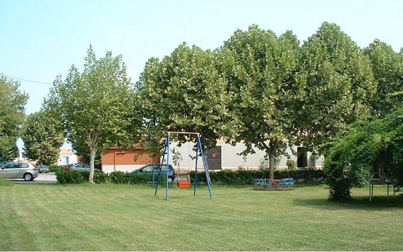 Giovanni XXIII giardino
