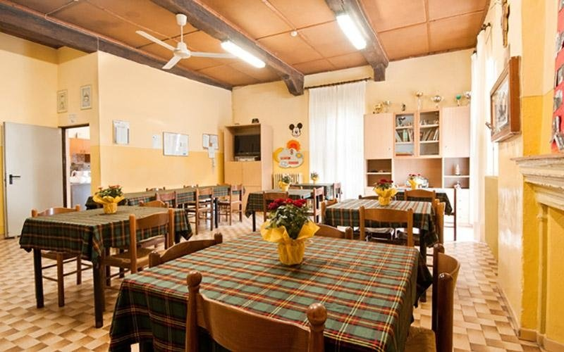 Giovanni Scagliola tavoli sala da pranzo
