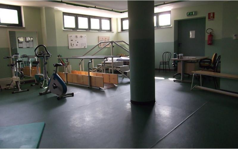 San Giovanni palestra