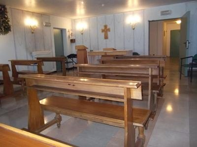 cappella residenza San Giovanni