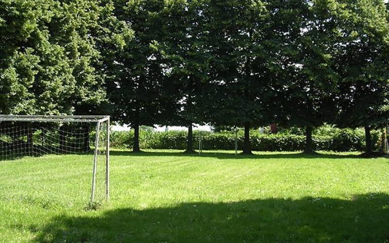 Giovanni Scagliola campo da calcio