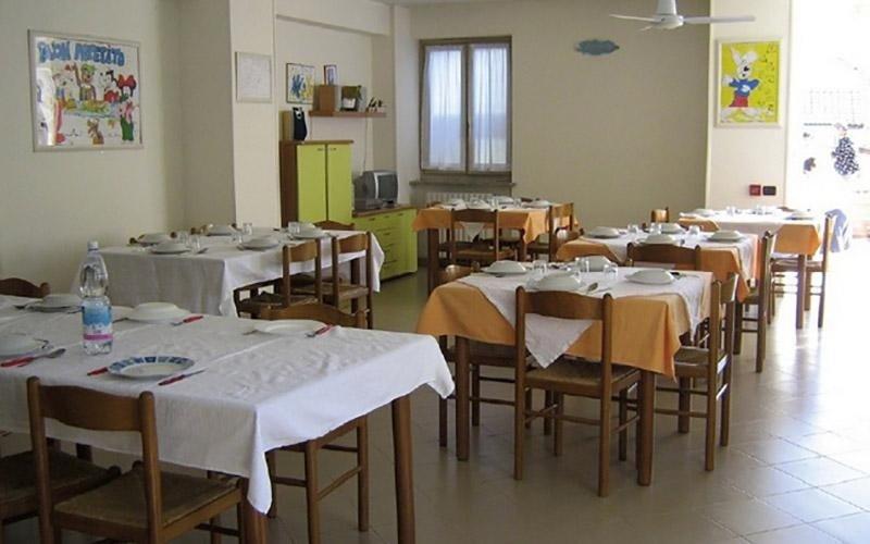 Villa Anna sala da pranzo