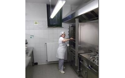 cucina casa San Giovanni