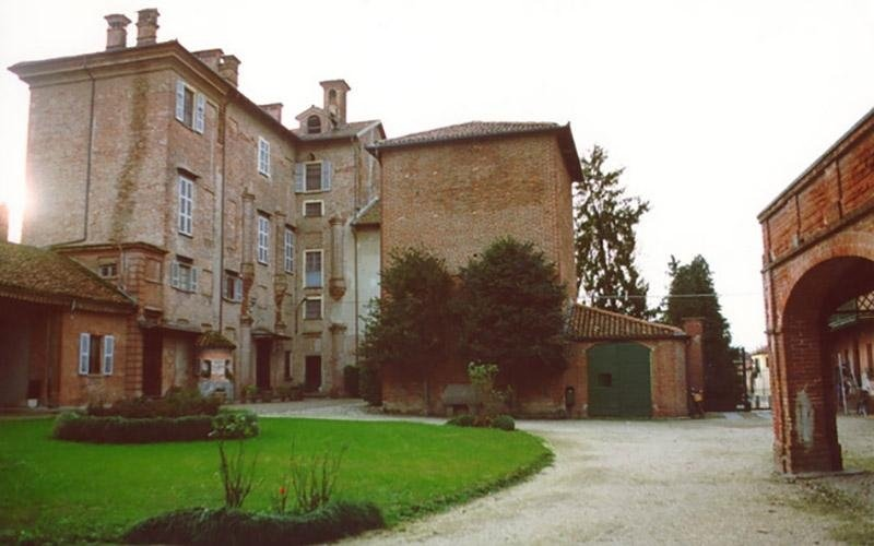 Giovanni Scagliola giardino