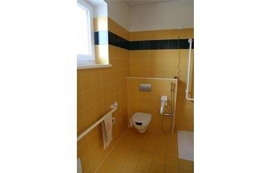 particolare bagno casa Morelli