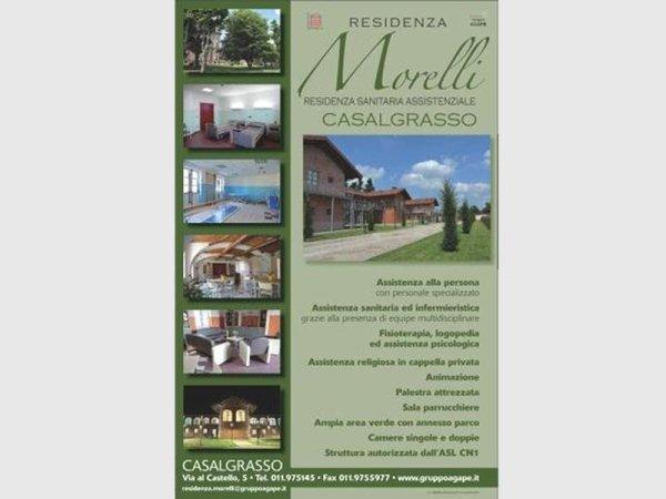 Residenza Morelli Manifesto