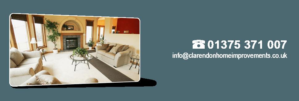 Conservatories - Grays, Essex - Clarendon Home Improvements - Home improvements