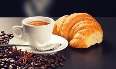 bar, cornetti, caffè