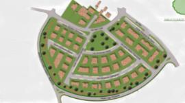 realizzazione aree abitative con percorsi ciclabili