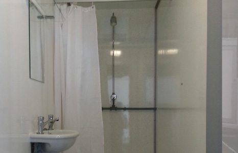 Shower units
