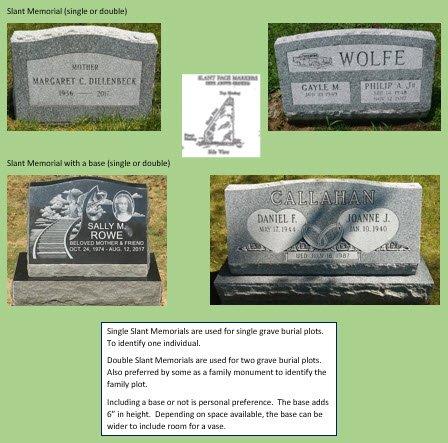 Tombstone Design Albany Ny Pet Urns Bronze Grave