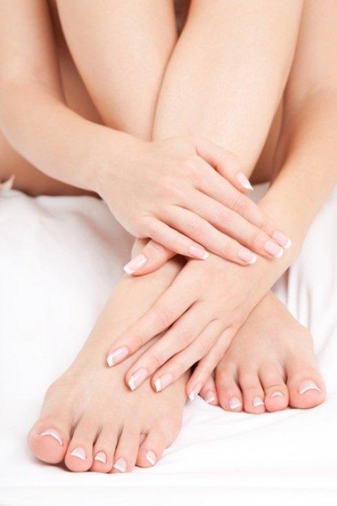 pedicure e manicure