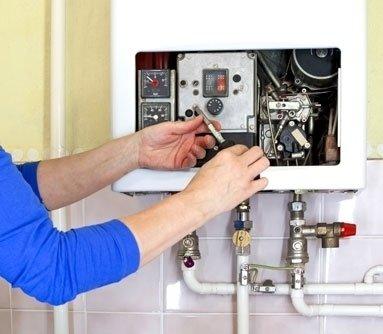 riparazione caldaie