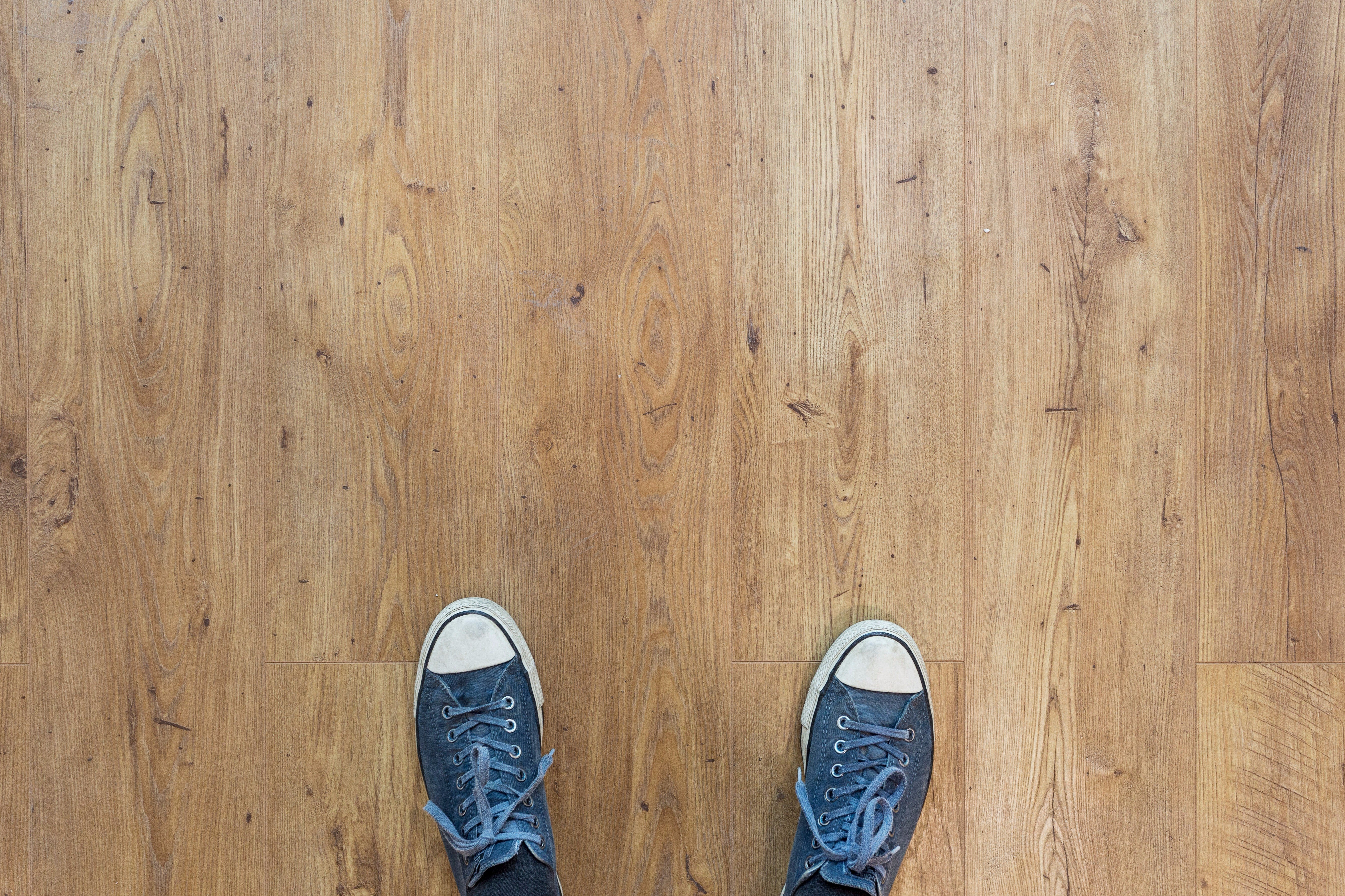 What To Do When Your Scratch Your Hardwood Floors