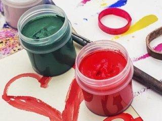 Colori per decoupage